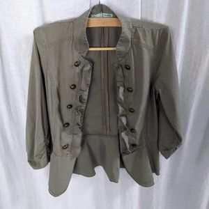 Maurices Olive greenJacket size M